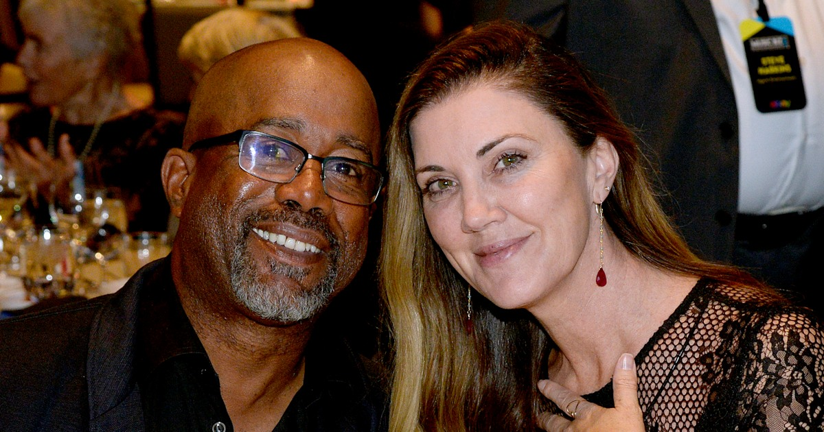 Darius Rucker and wife Beth Leonard 'consciously uncouple' after 20 years of marriage