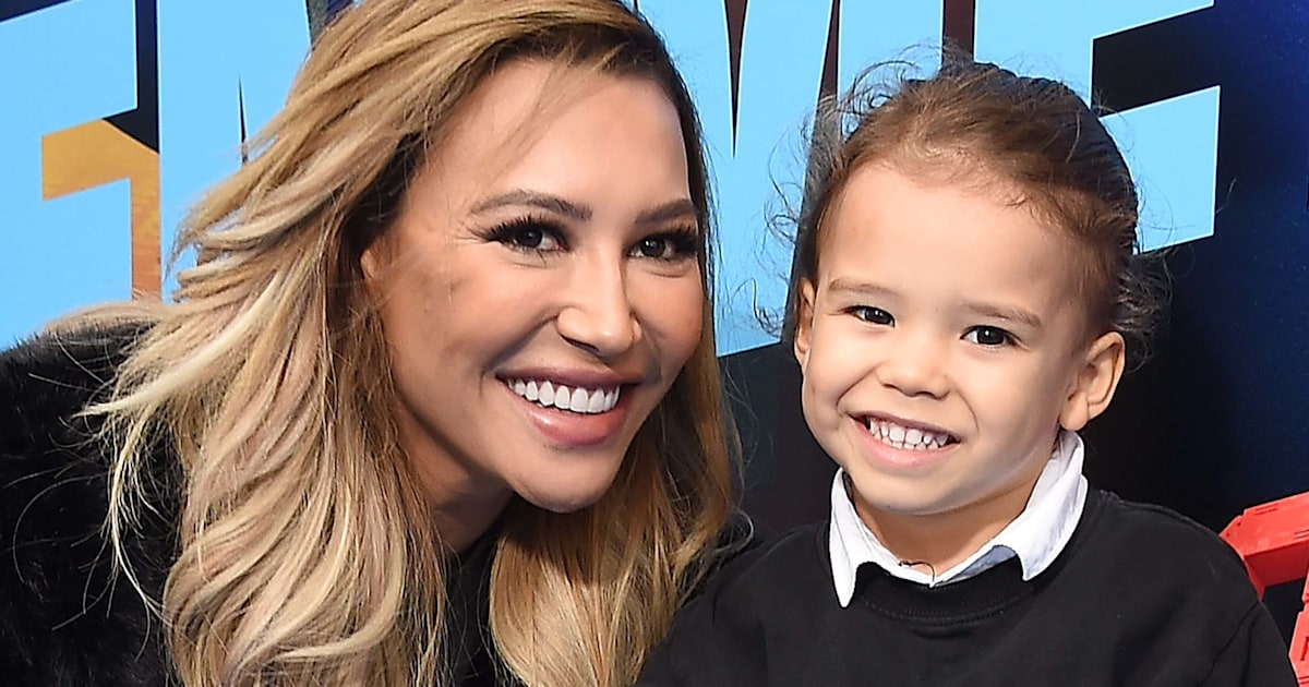 'Glee' creators are starting a college fund for Naya Rivera's son