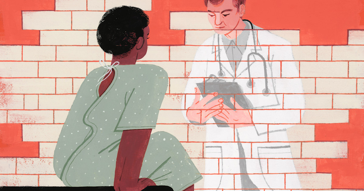 Black women's health: systemic racism and inequality in health care - cover