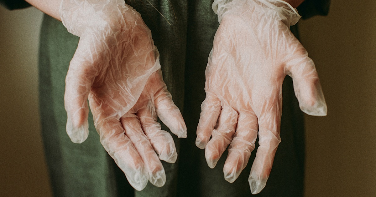 Do you have an allergy to latex? Here's how it may affect your skin