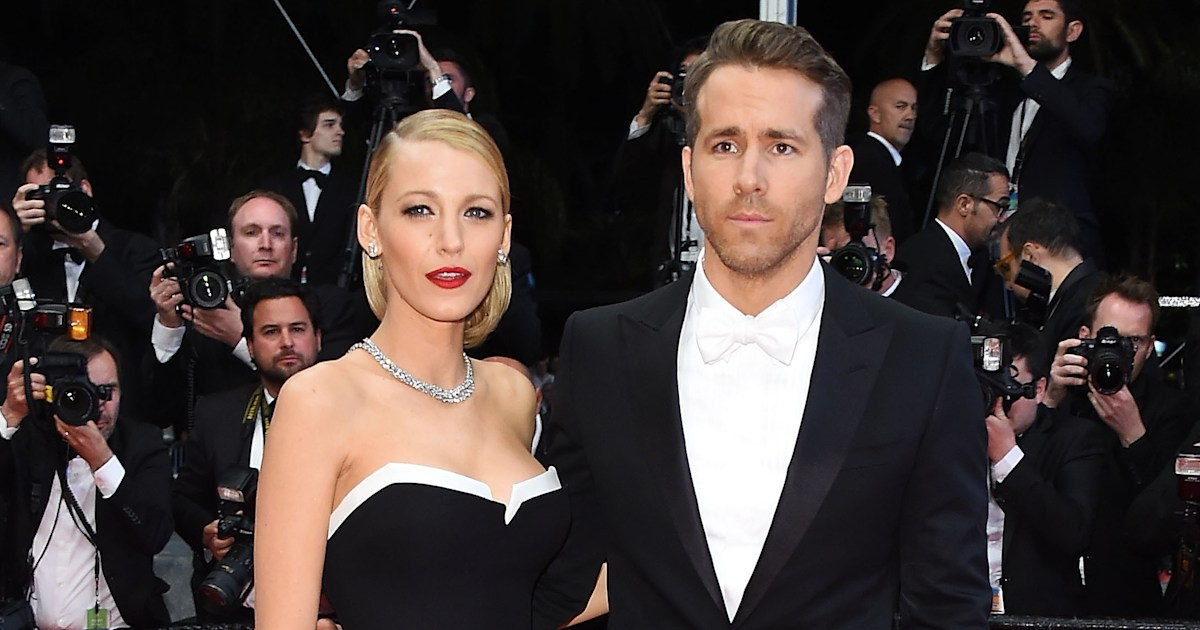 Ryan Reynolds apologizes for marrying Blake Lively in ...