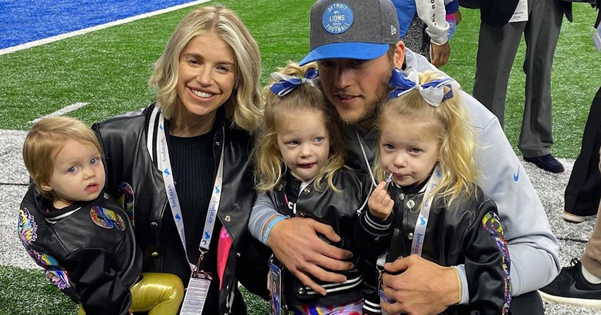 Kelly Stafford blames NFL for 'nightmare' after husband's false positive COVID test