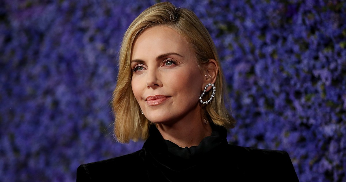 Charlize Theron got interested in adoption when she was 8 years old
