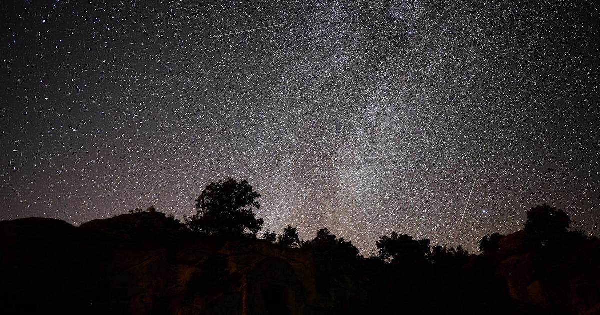 Perseid meteor shower will peak this week — here's how to watch