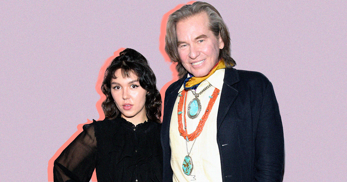 Val Kilmer's daughter hopes her dad opens doors for other actors with disabilities