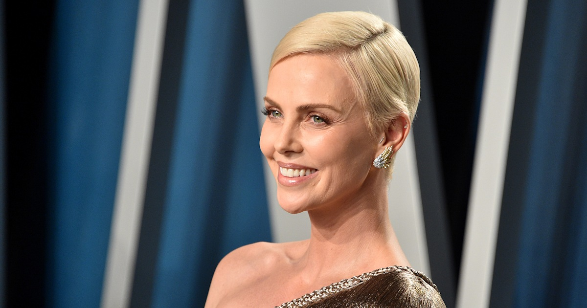 Charlize Theron shares rare glimpse of daughters August and Jackson — see the pic!