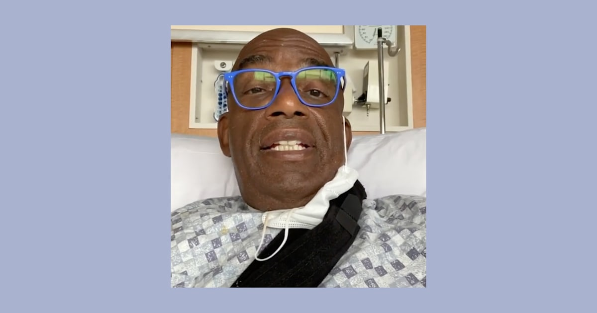 Al Roker says surgery was a success in hospital video: 'Now comes the hard part'