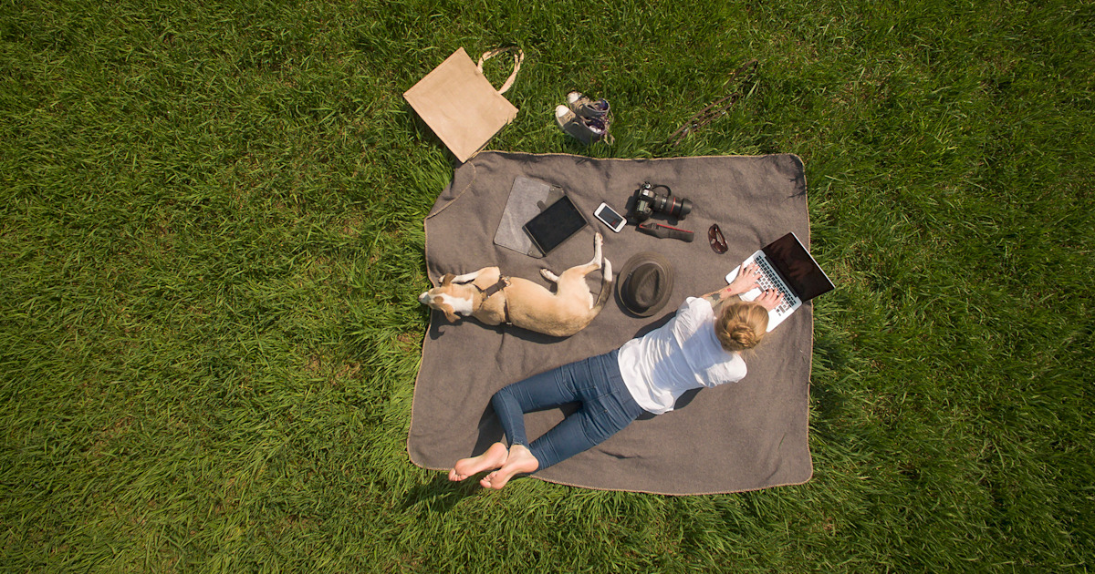 4 ways to combat Zoom fatigue and the stress of working from home