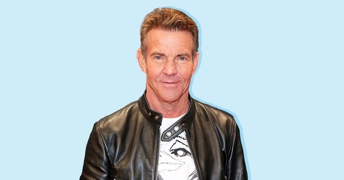 Dennis Quaid, actor, adopts Dennis Quaid, cat