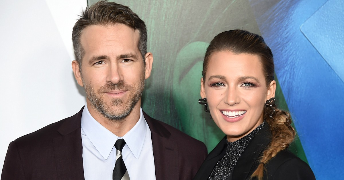 Ryan Reynolds and Blake Lively celebrate his 1st time voting in US with pics