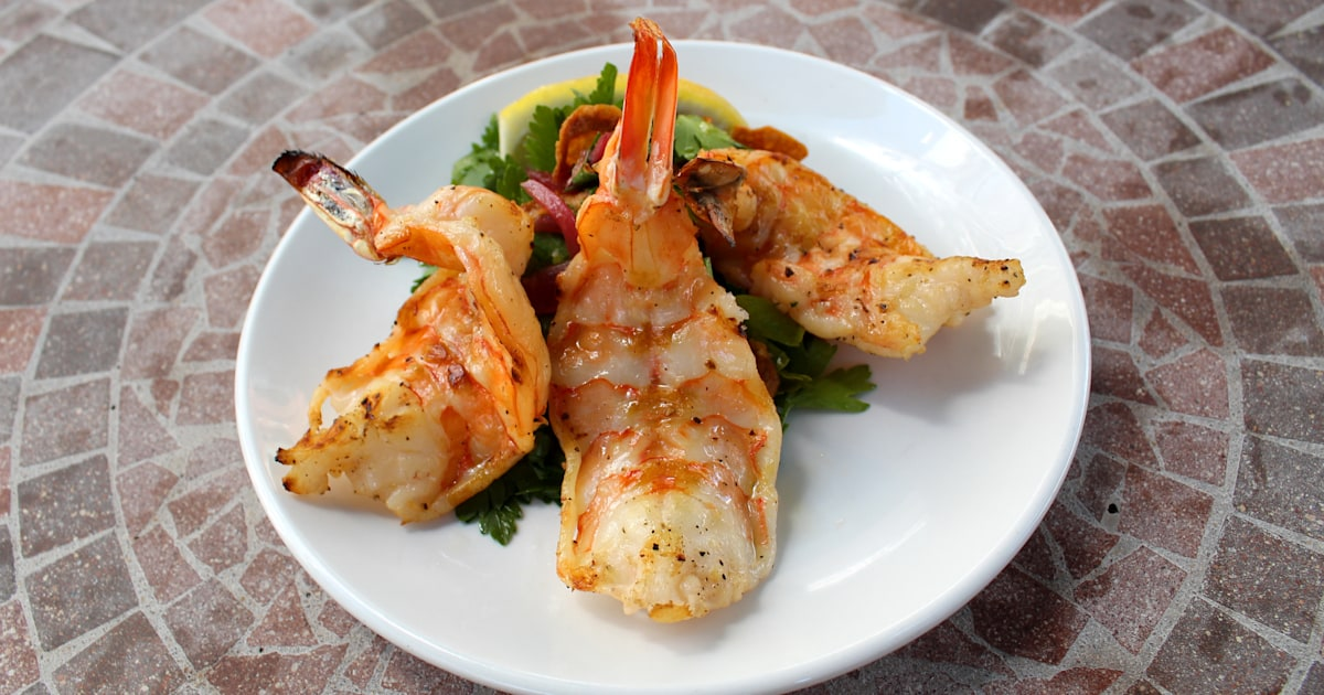 Make-ahead Monday: How to grill jumbo shrimp for 3 delicious dishes