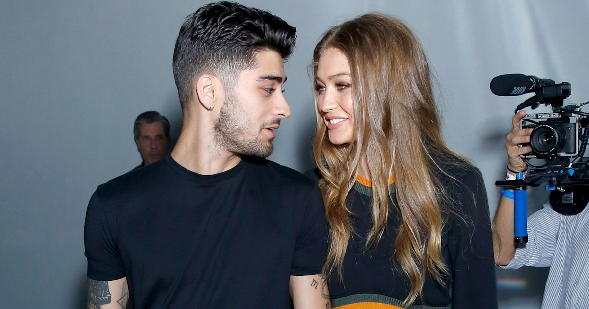 Gigi Hadid shares 1st pic of baby daughter in Halloween ...