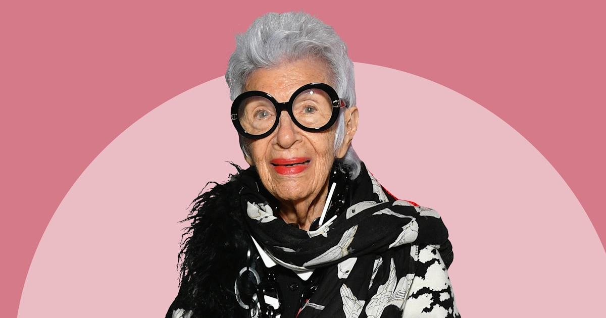 Fashion icon Iris Apfel is 99! Here are her fabulous life and style lessons