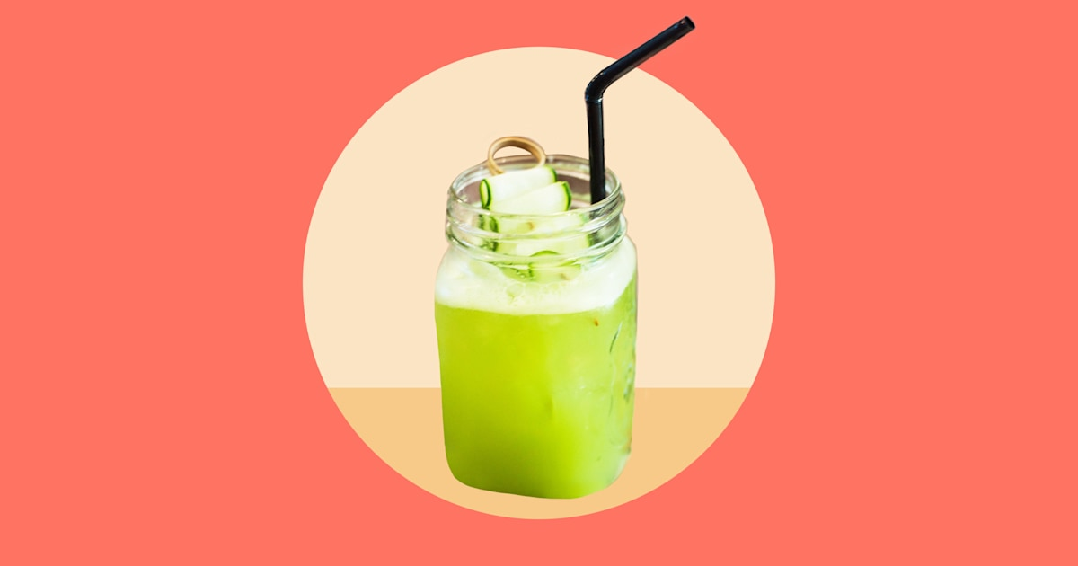 Benefits of cucumber juice: Can this trendy drink help you lose weight?