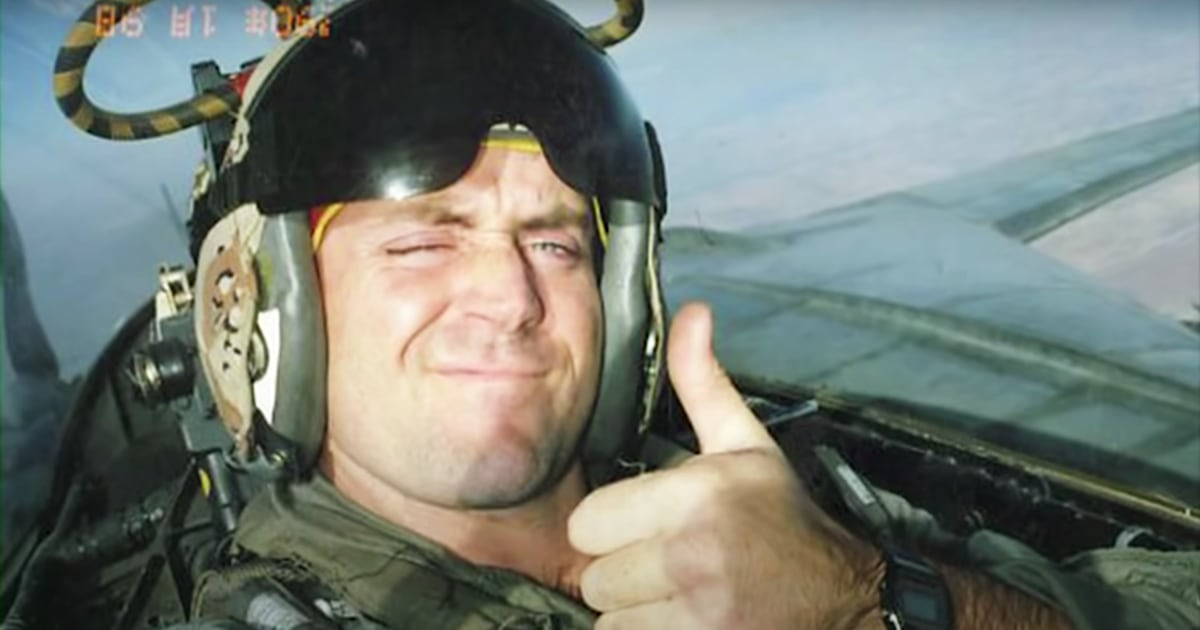 Former Navy pilot's voicemail to wife on 9/11 is still heart-wrenching, 19 years later