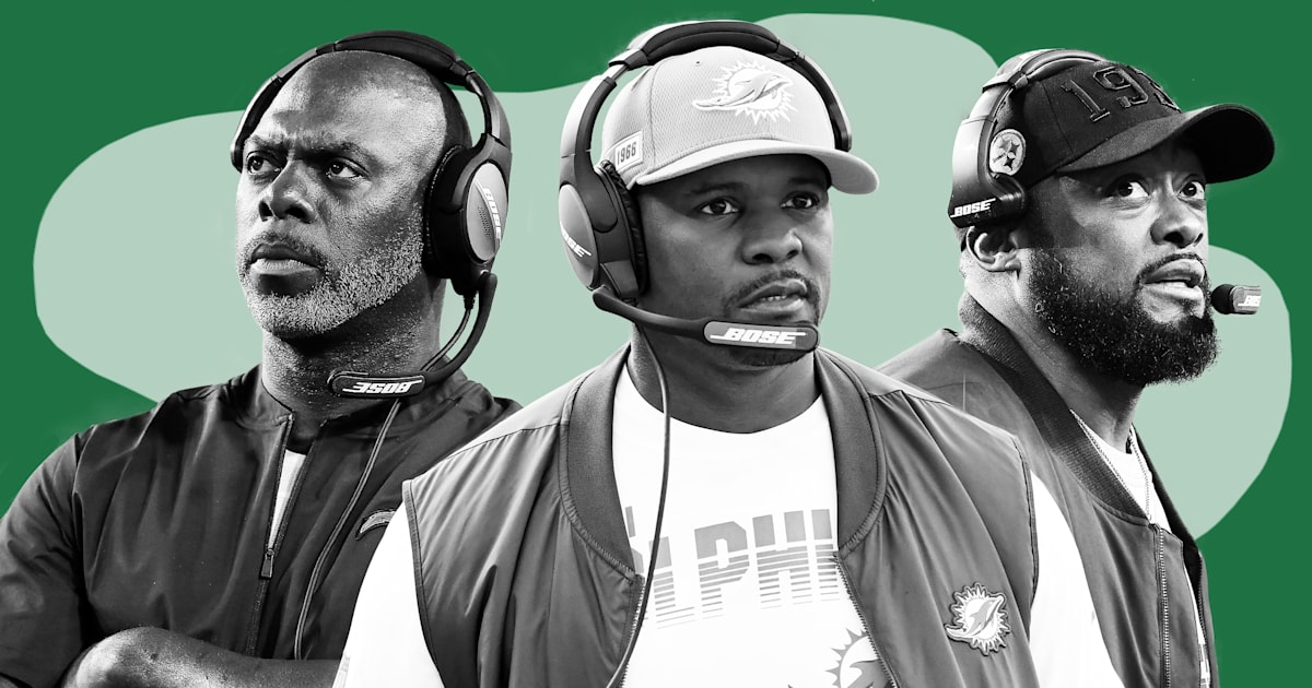 The NFL has only 3 Black head coaches. What will it take to hire more?