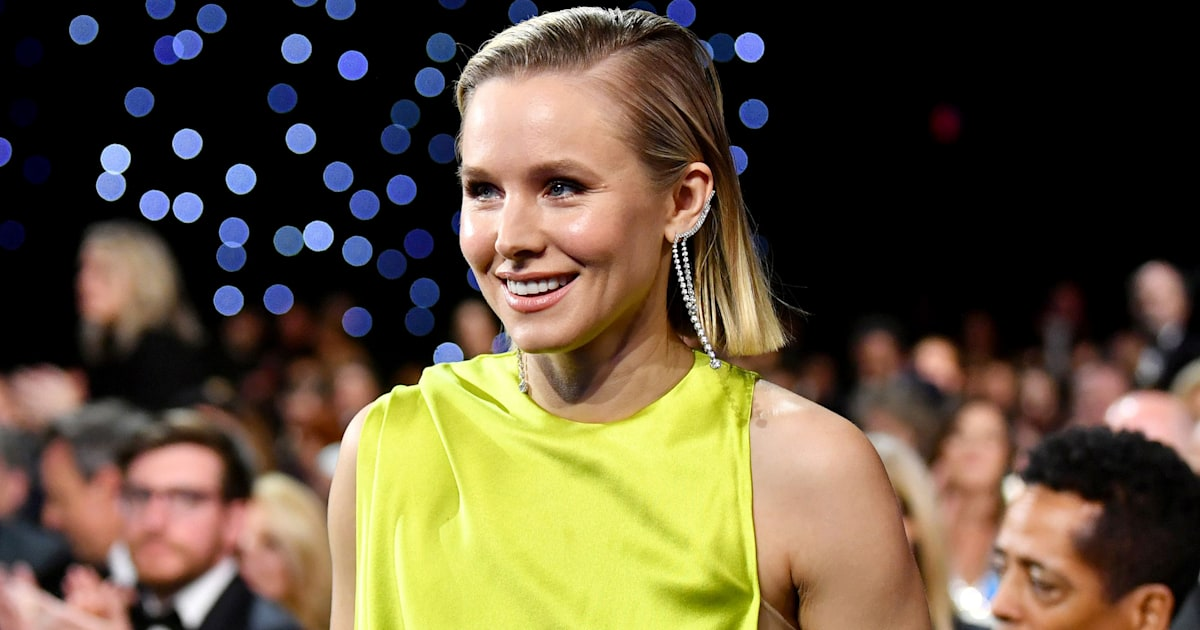 Kristen Bell defends her daughters drinking non-alcoholic beer