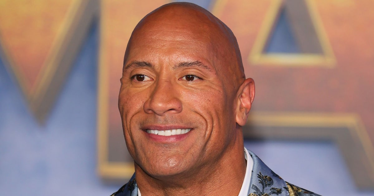 Dwayne 'The Rock' Johnson on why he ripped down his front gate
