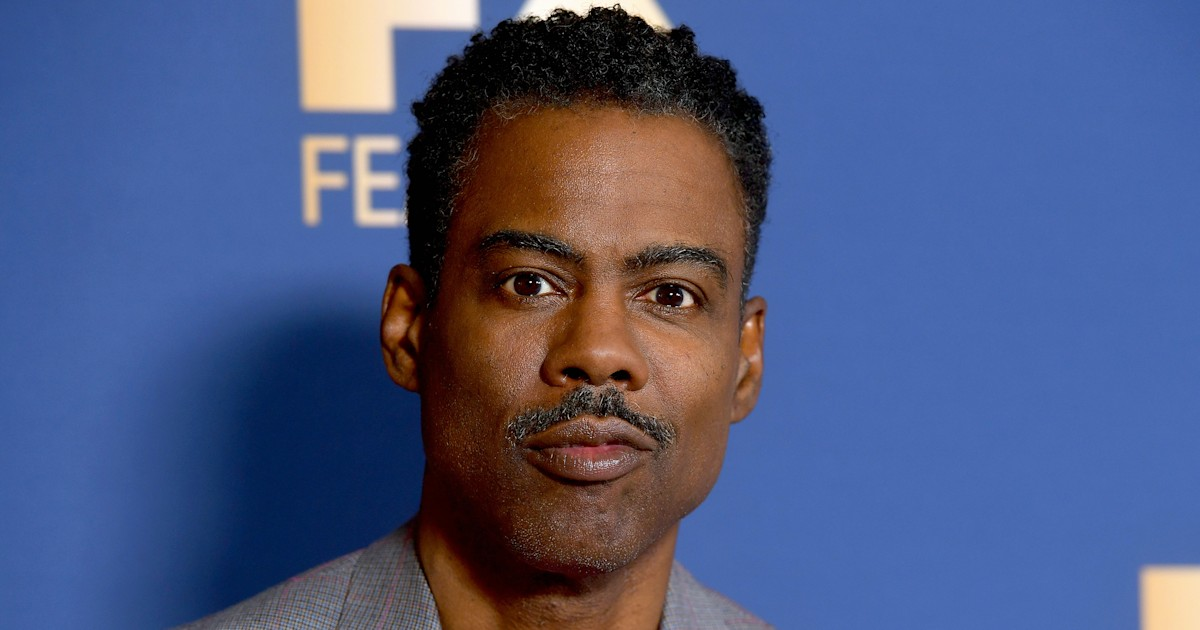 Chris Rock reveals learning disorder diagnosis, says he has 7 hours of therapy a week