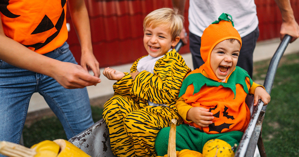 20 Halloween costumes for kids that are too adorable to resist