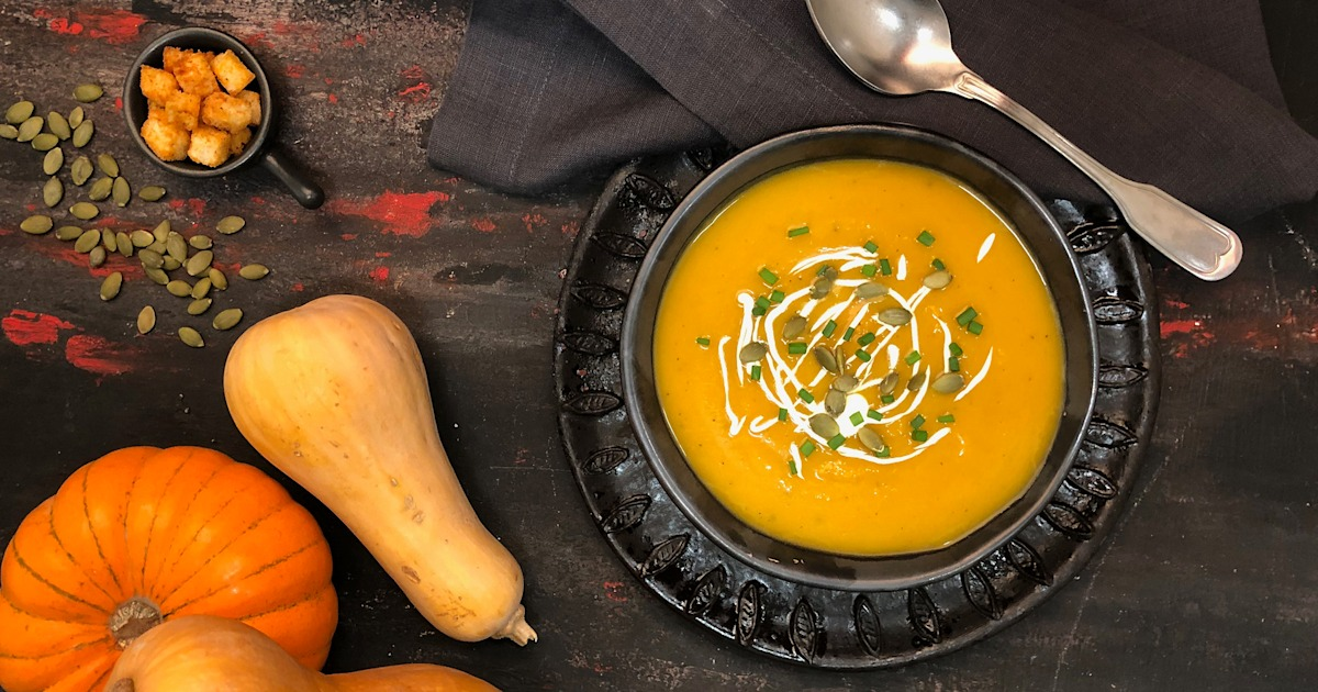 Warm up this winter with 14 of our best butternut squash recipes