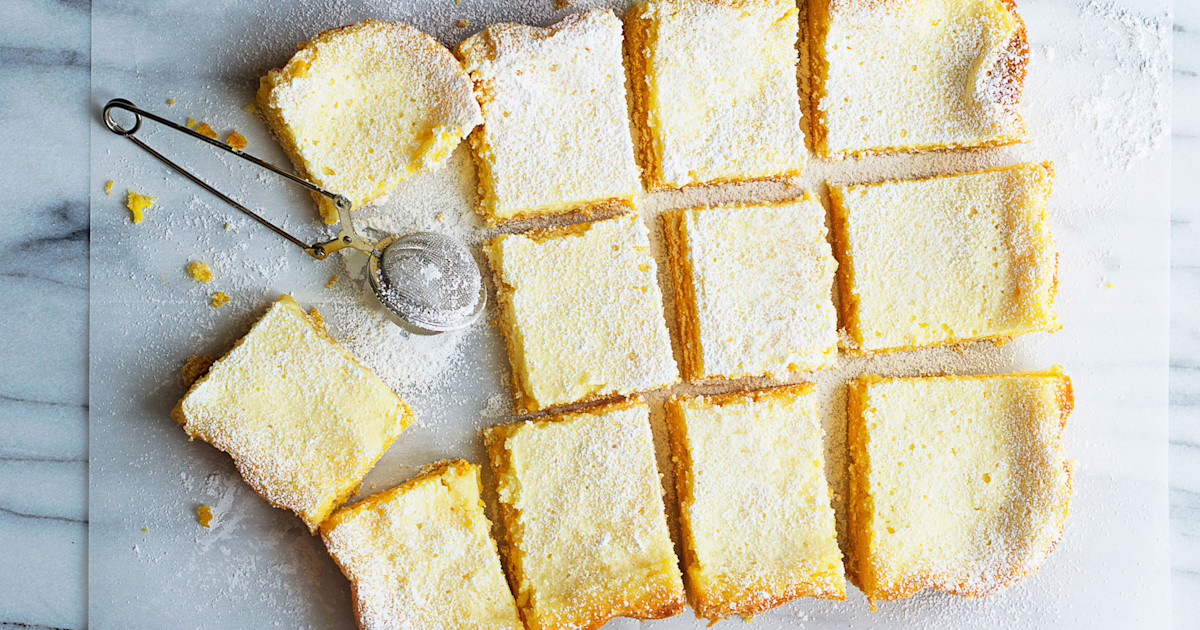 How to make St. Louis' famous ooey gooey butter cake