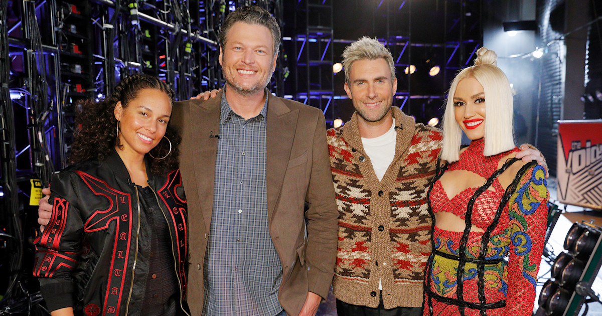 Alicia Keys ranks 'The Voice' coaches' singing — and she doesn't hold back