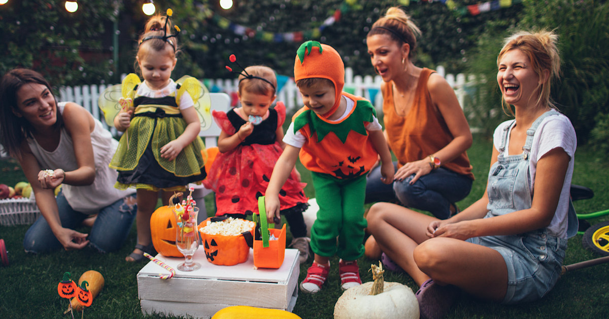 8 ways to make Halloween feel special if you're skipping trick-or-treating this year