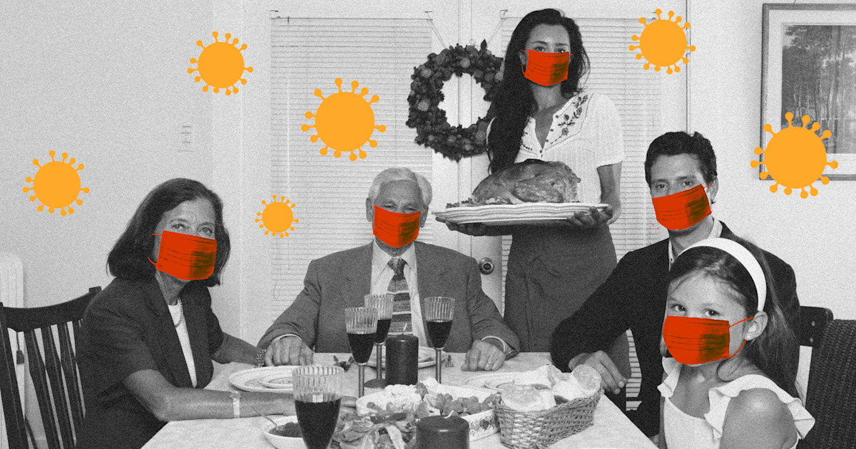 How to celebrate Thanksgiving safely this year, according to health experts