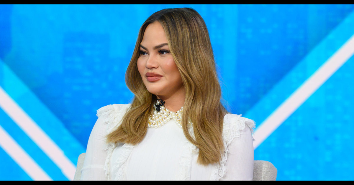 Chrissy Teigen steps away from her cleaning supplies company amid scandals