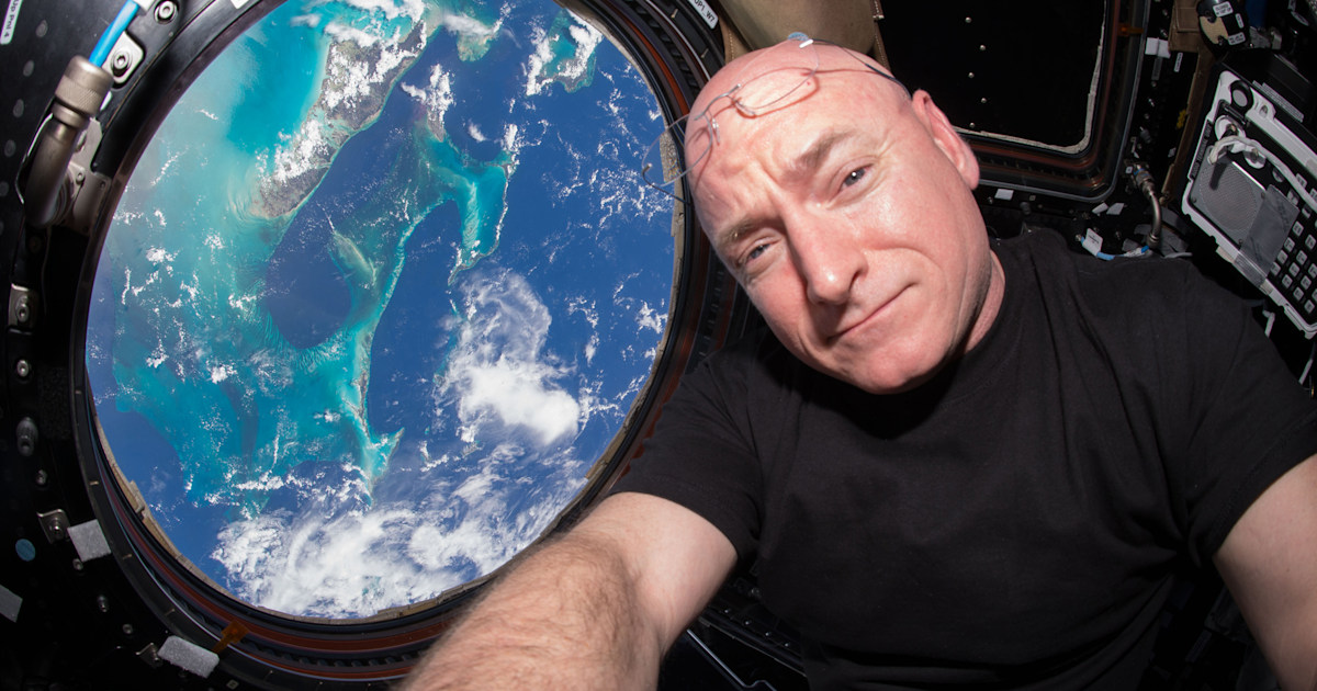 Astronaut who spent a year in space shares tips on dealing with isolation