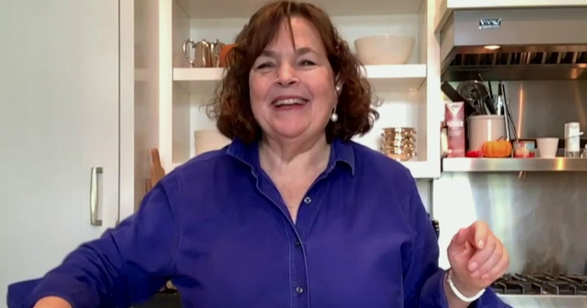 The 4 kitchen gadgets Ina Garten can't live without