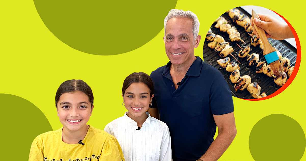 'Get Cooking with the Zakarians': Honey-mustard chicken skewers are a family favorite
