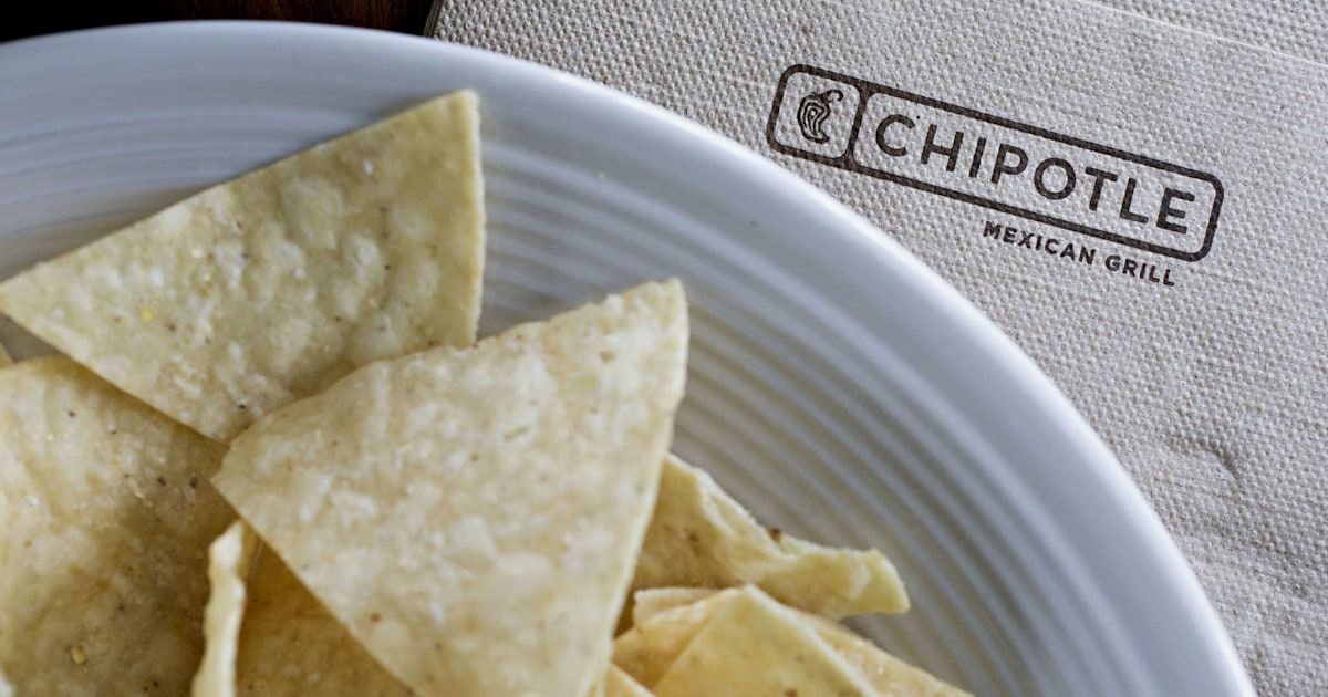 Chipotle shared its tortilla chip recipe — and it couldn't be simpler