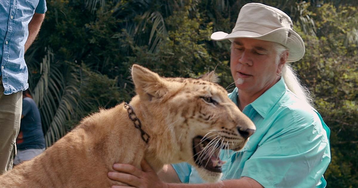 Doc Antle from 'Tiger King' charged with animal cruelty and wildlife trafficking