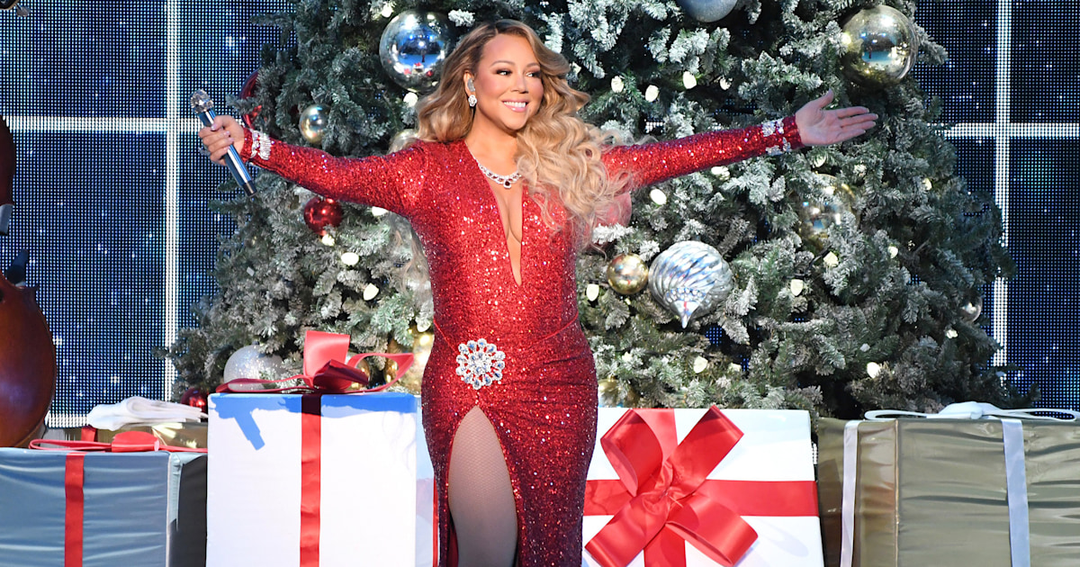 Get a 1st look at 'Mariah Carey's Magical Christmas Special' in new trailer
