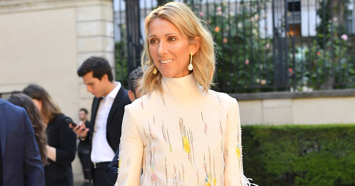 Celine Dion shares fresh-faced photo with uplifting message of gratitude