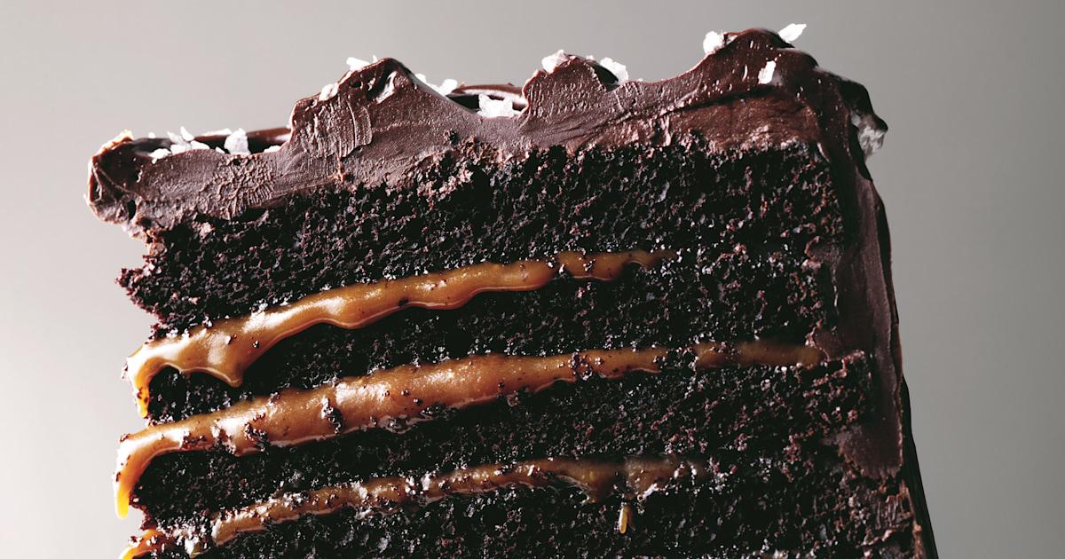 Martha Stewart shares 3 of her very best, super decadent cake recipes