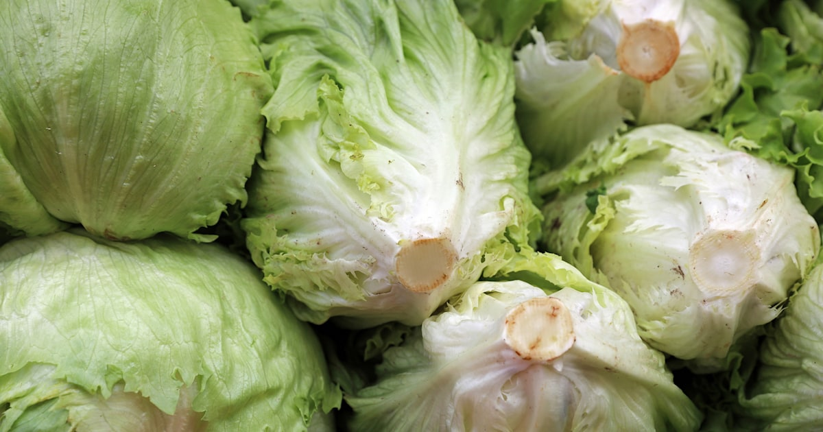 This hot take on iceberg lettuce is driving a wedge through the internet