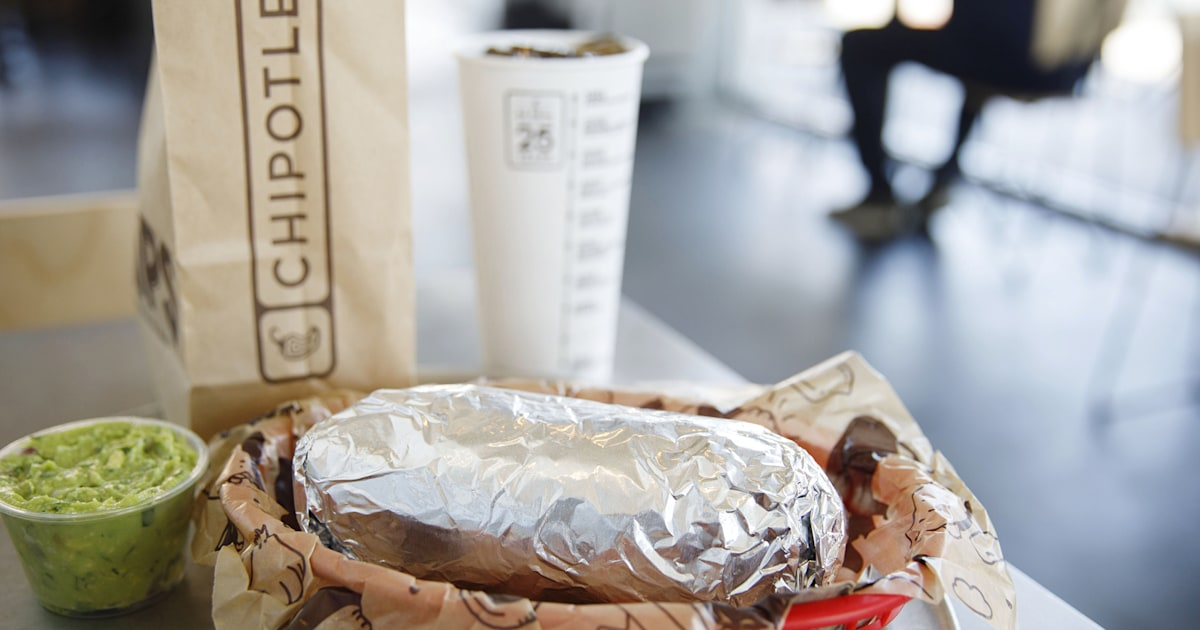 Chipotle's Boorito promotion goes digital for 1st time ever
