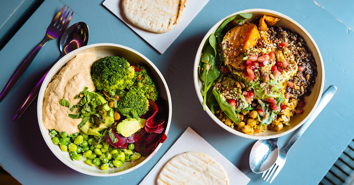 Considering going vegan? Here's everything you need to know