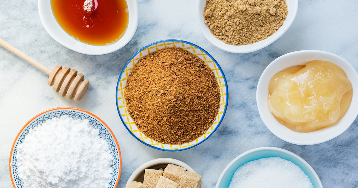 6 natural sugar substitutes that are great for baking