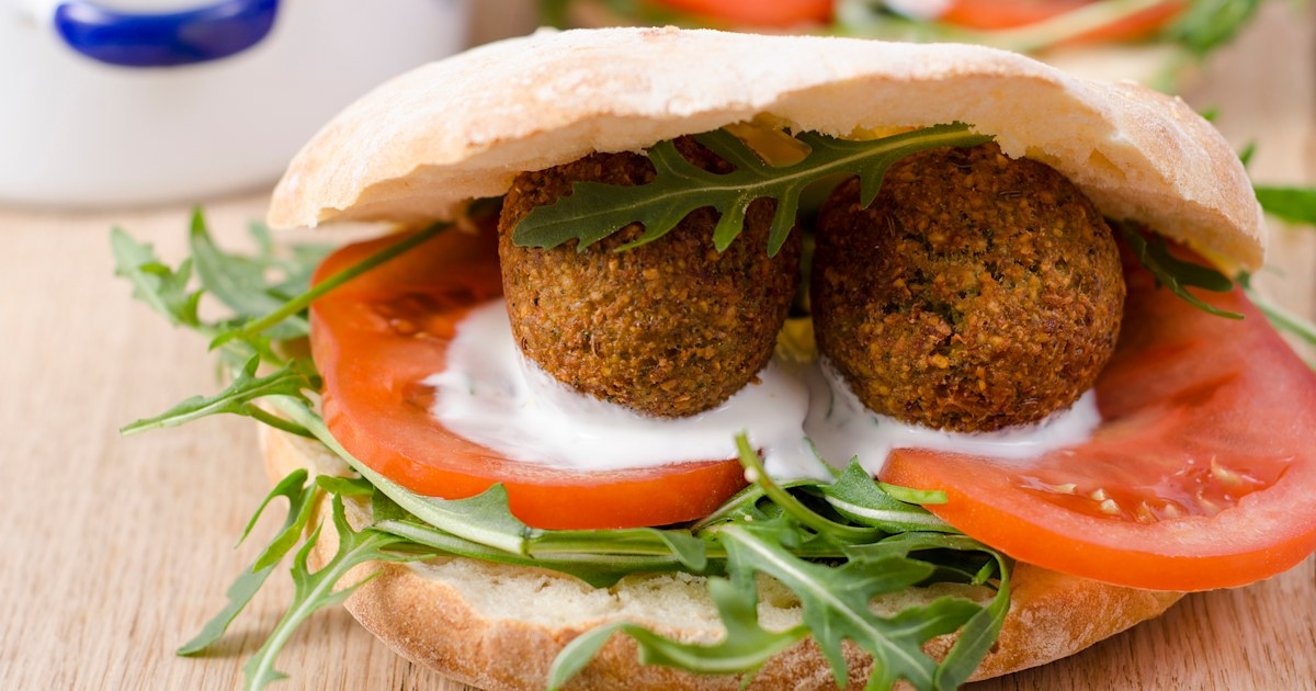 Better than takeout: Joy Bauer shows you how to make healthier falafel at home