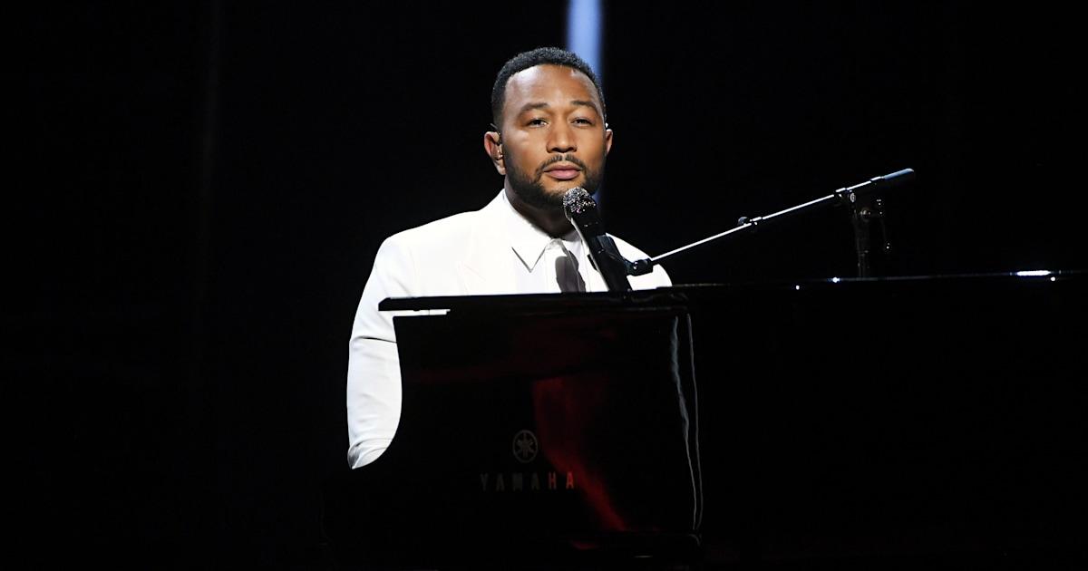 John Legend honors Chrissy Teigen: 'We will never break'