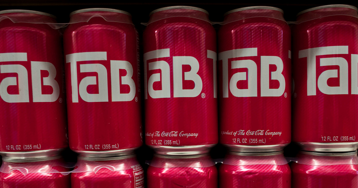 Coca-Cola to stop selling Tab diet soda and other products