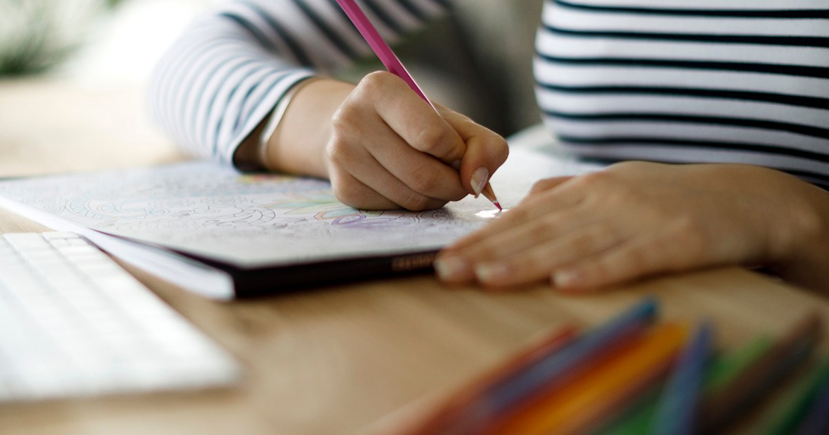 Art therapy isn't just for kids: Here's how it can help you