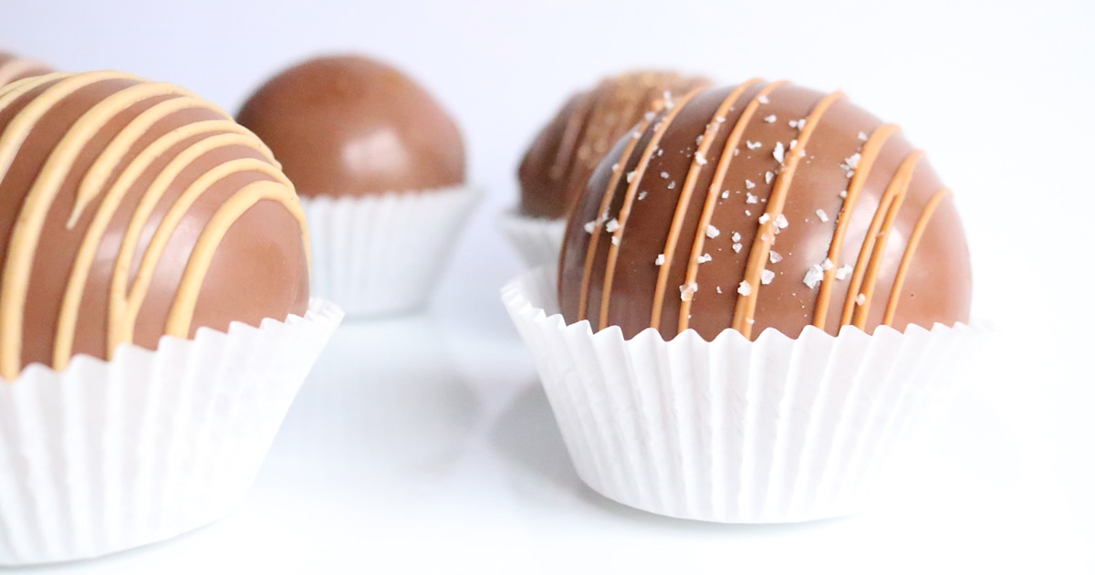 Hot chocolate bombs are the new way to enjoy the beverage — here's how to make them