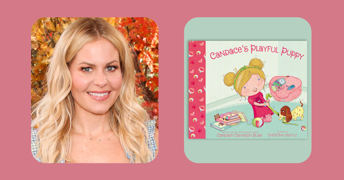 Candace Cameron Bure is writing a 3rd children's book — get a sneak peek