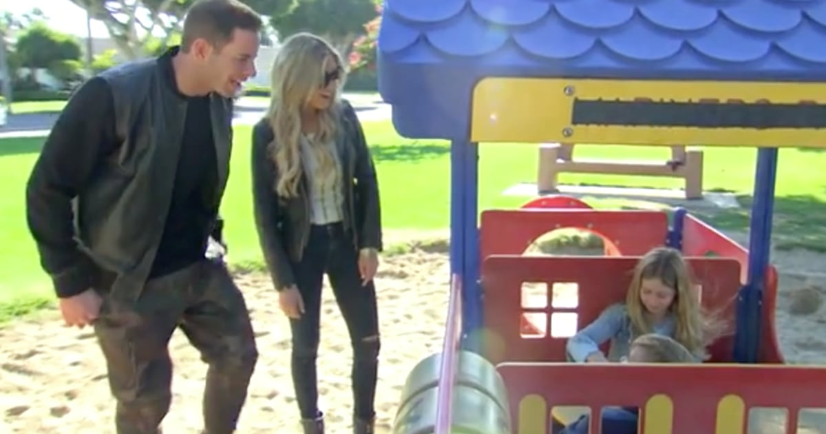 Tarek El Moussa, Christina Anstead reveal amicable co-parenting style