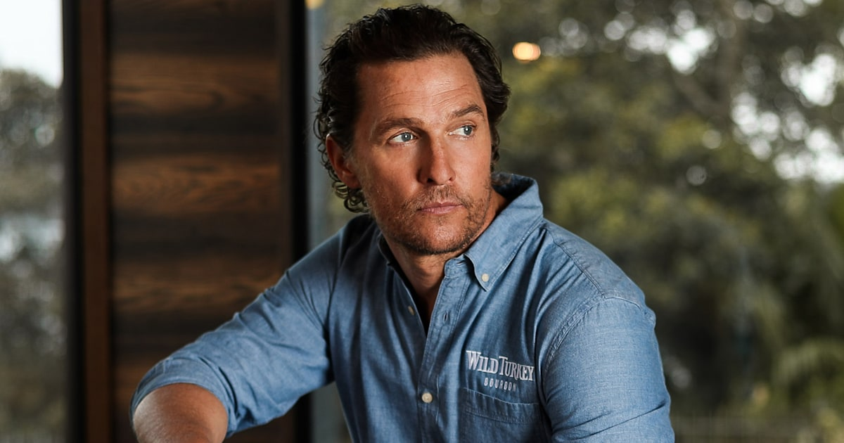 Matthew McConaughey reveals he was sexually abused in new memoir